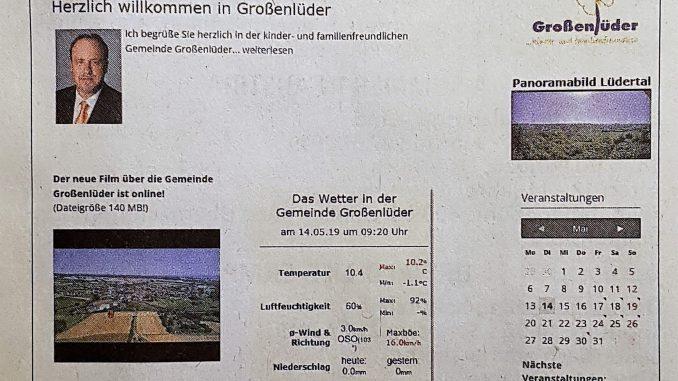 Presse-Artikel Lüdertalbote 2019_05_17