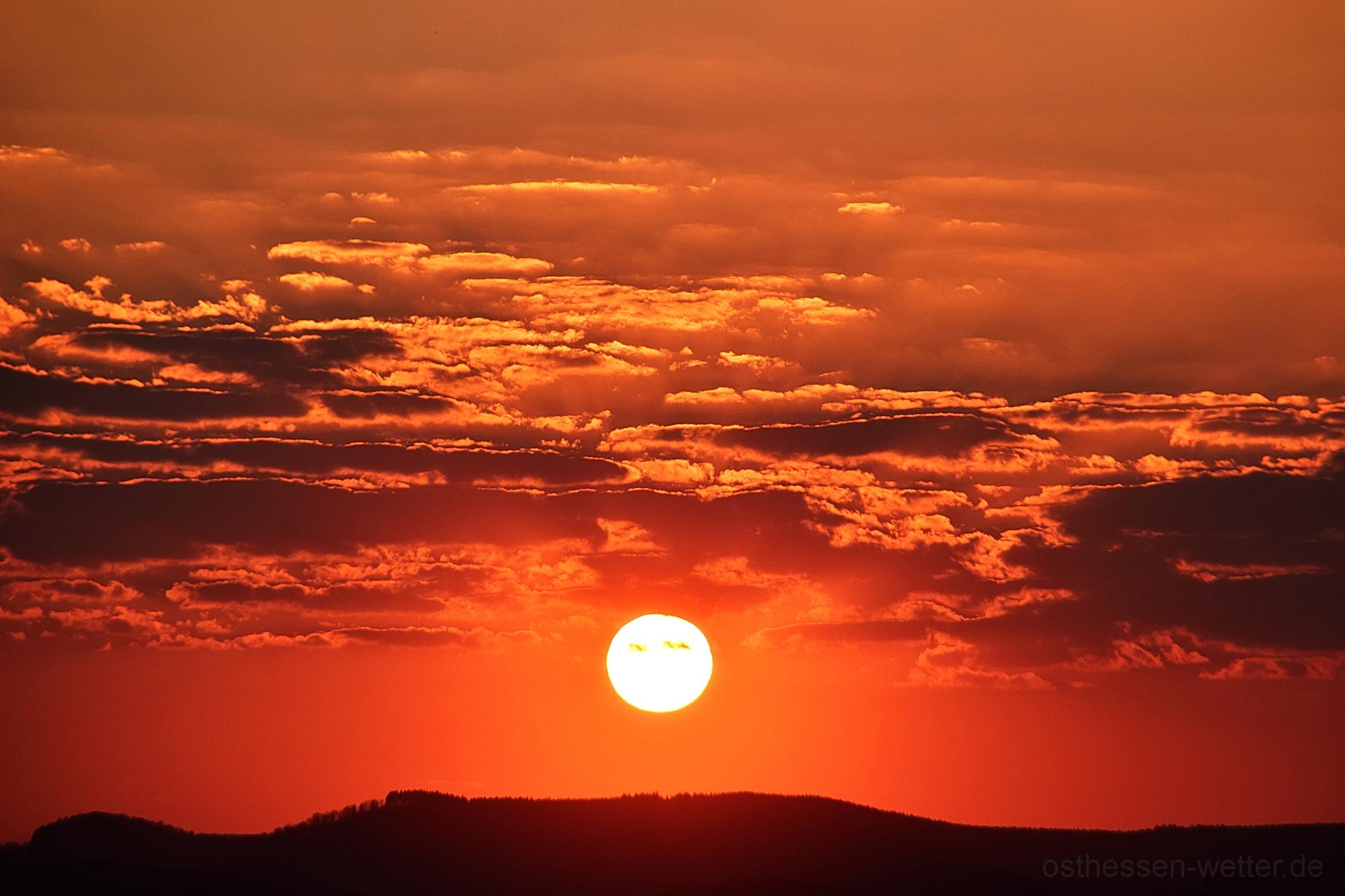 Sonnenaufgang am 09.04.2020 um 06:53:48 CEST
