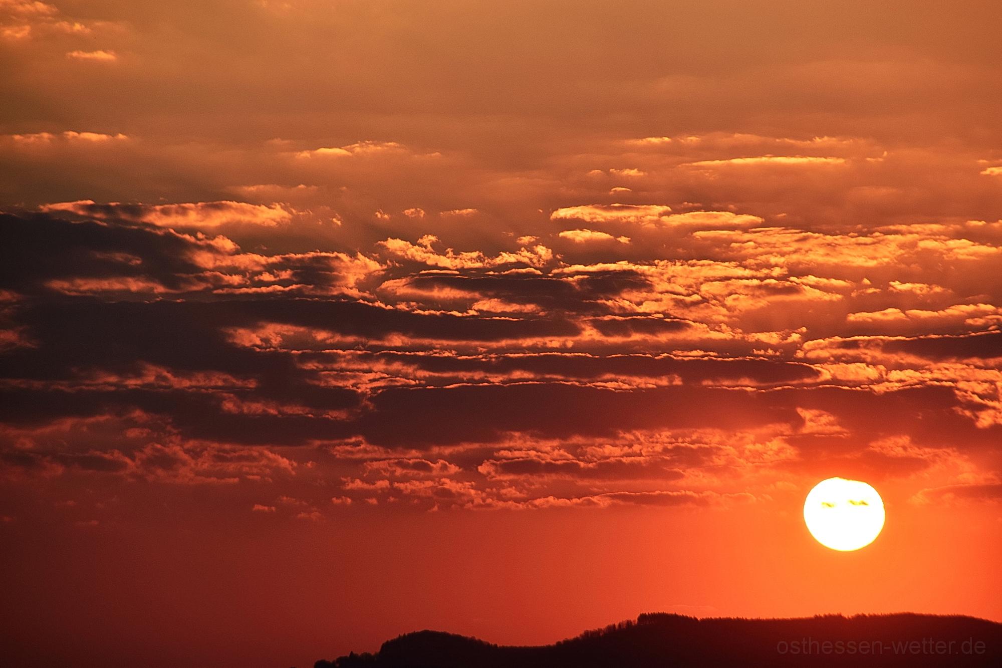 Sonnenaufgang am 09.04.2020 um 06:53:55 CEST