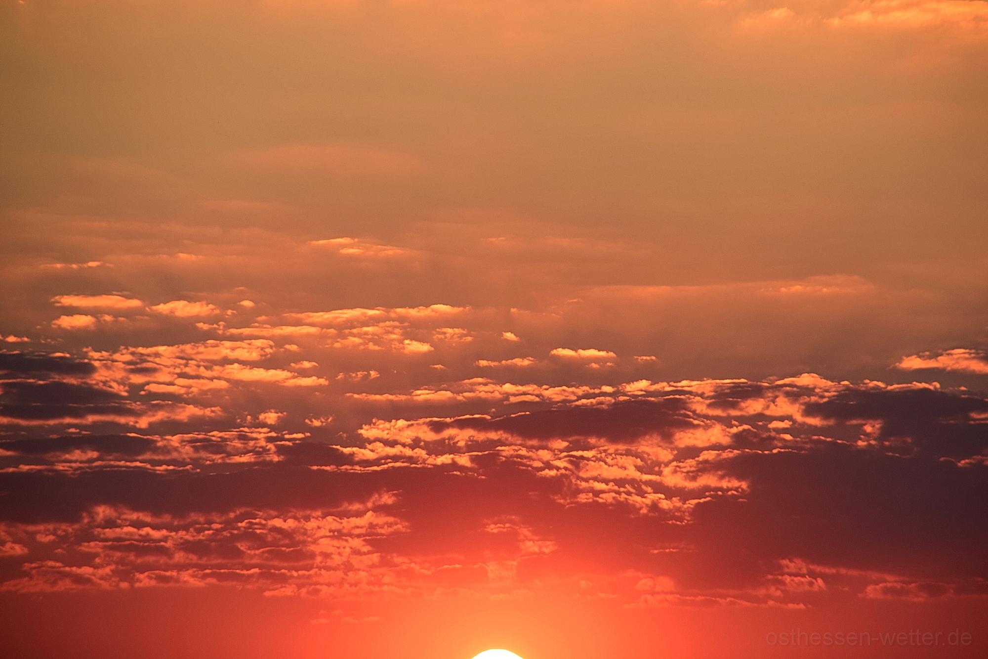 Sonnenaufgang am 09.04.2020 um 06:49:16 CEST