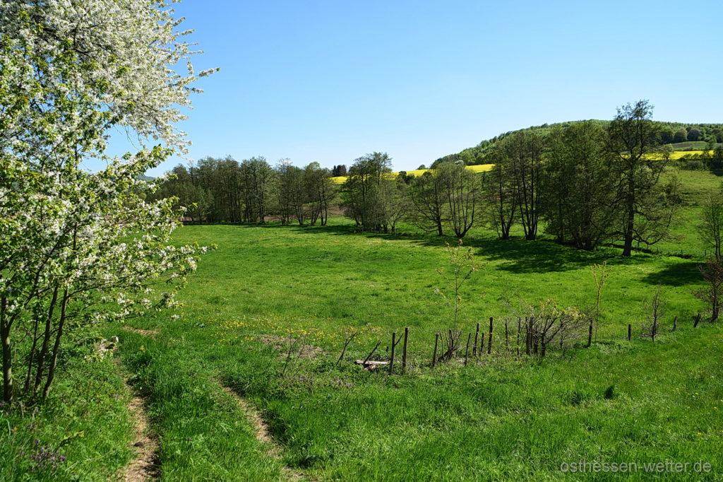 Osthessen Wetter Fulda